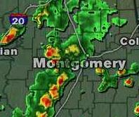 Montgomery Weather July 7, 2007 1600