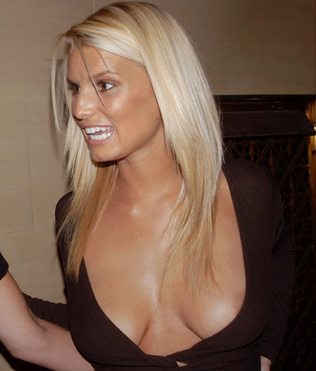 hot jessica simpson nude